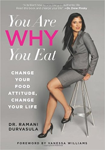 Dr. Ramani Book Cover You Are Why You Eat
