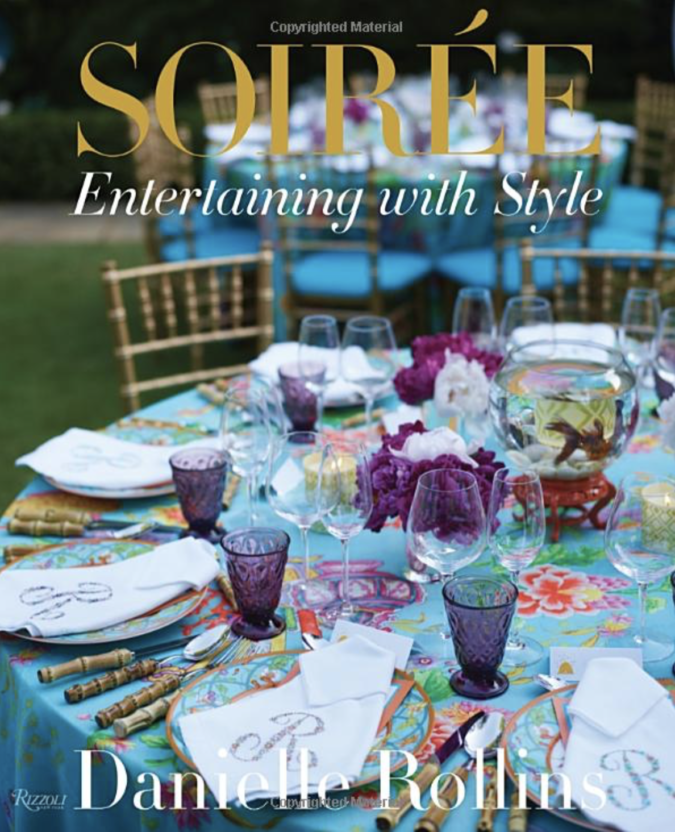 Soiree Book Cover