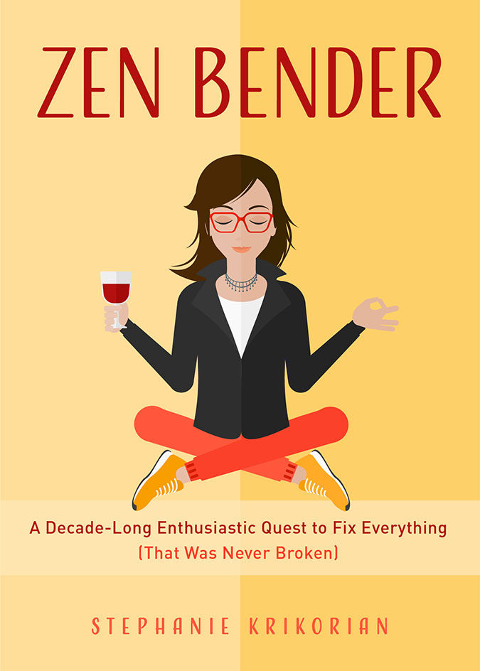 cover of Zen Bender
